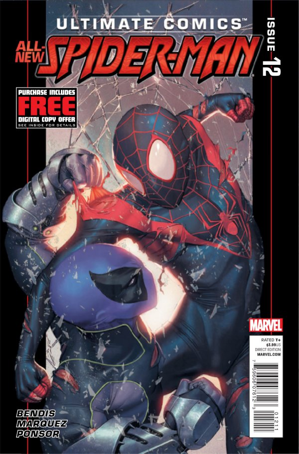 Ultimate Comics Spider-Man #12