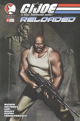 G.I. Joe: Reloaded #3