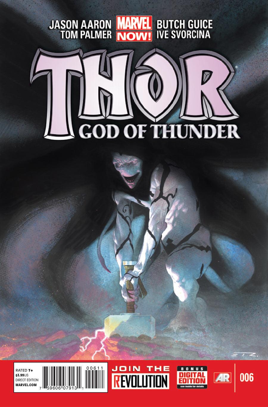 Thor: God of Thunder #6