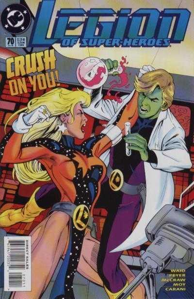 Legion of Super-Heroes #70