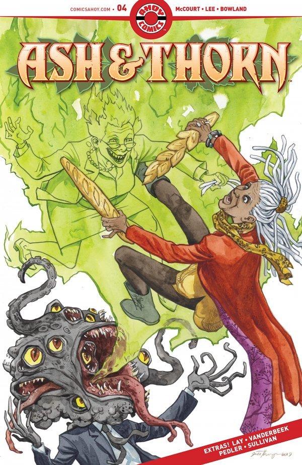 Ash & Thorn #4