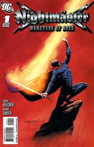 Nightmaster: Monsters of Rock