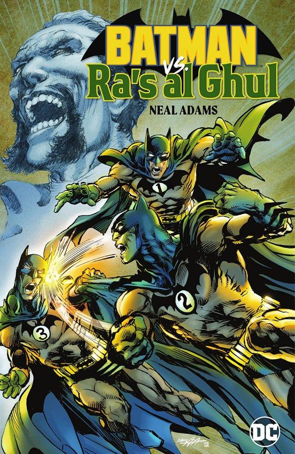 Batman vs. Ra's Al Ghul HC