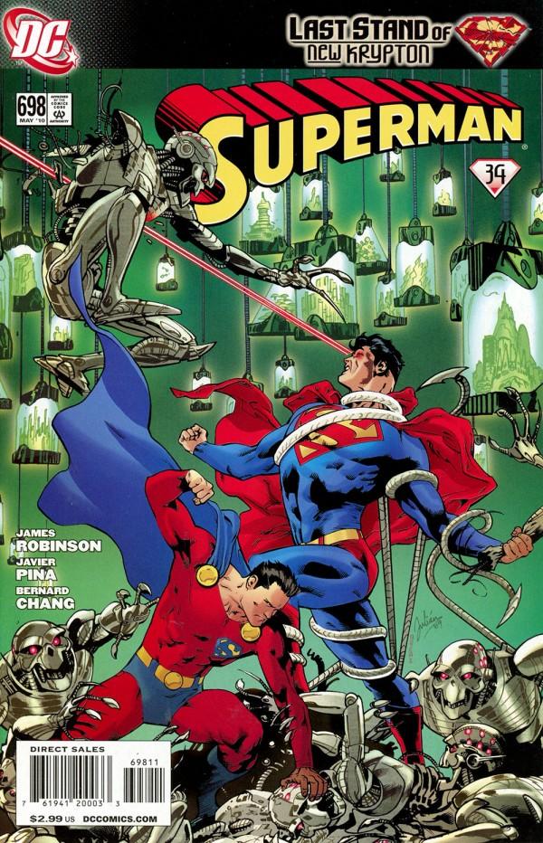 Superman #698