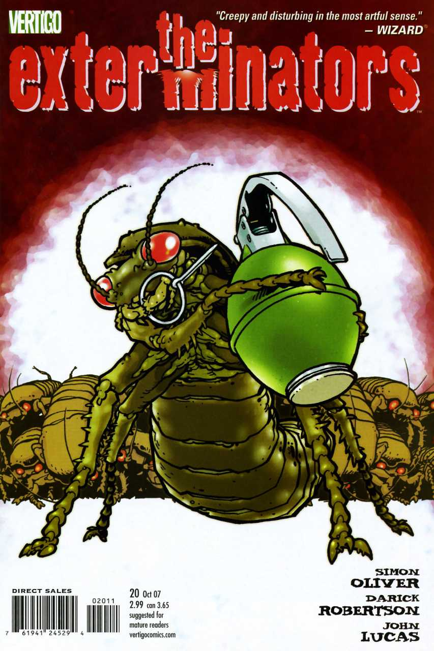 The Exterminators #20