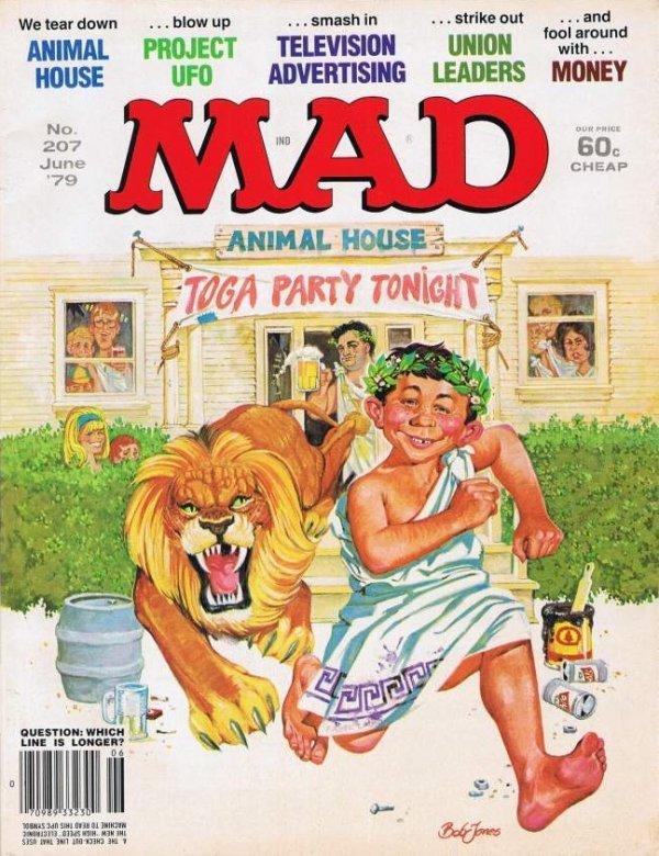 Mad Magazine #207
