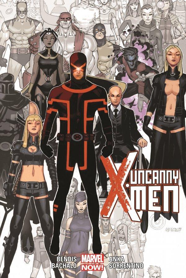 Uncanny X-Men Vol. 2 HC