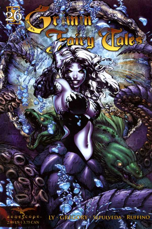 Grimm Fairy Tales #26