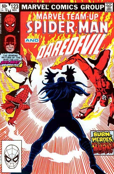 Marvel Team-Up #123