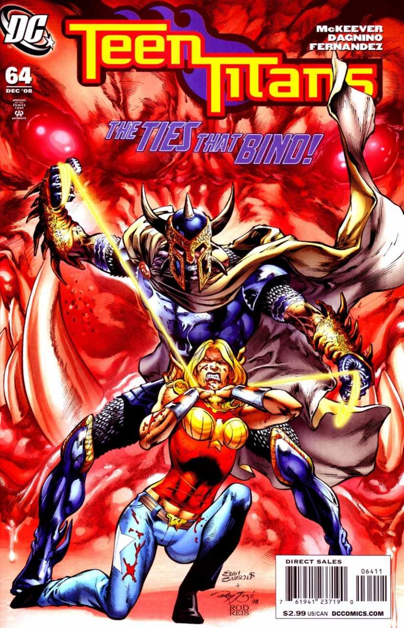 Teen Titans #64