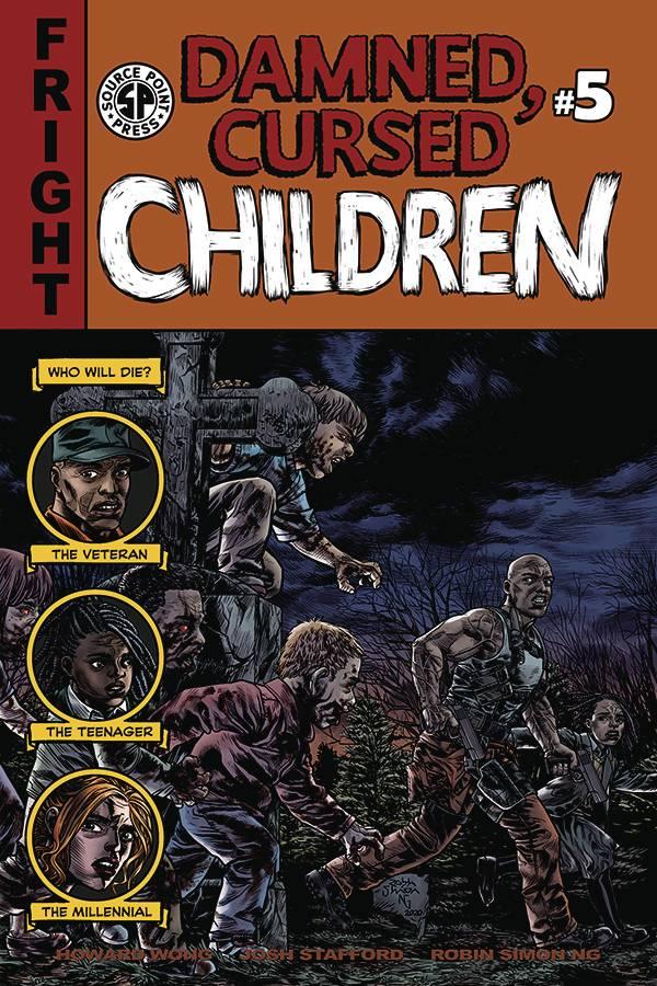 Damned Cursed Children #5