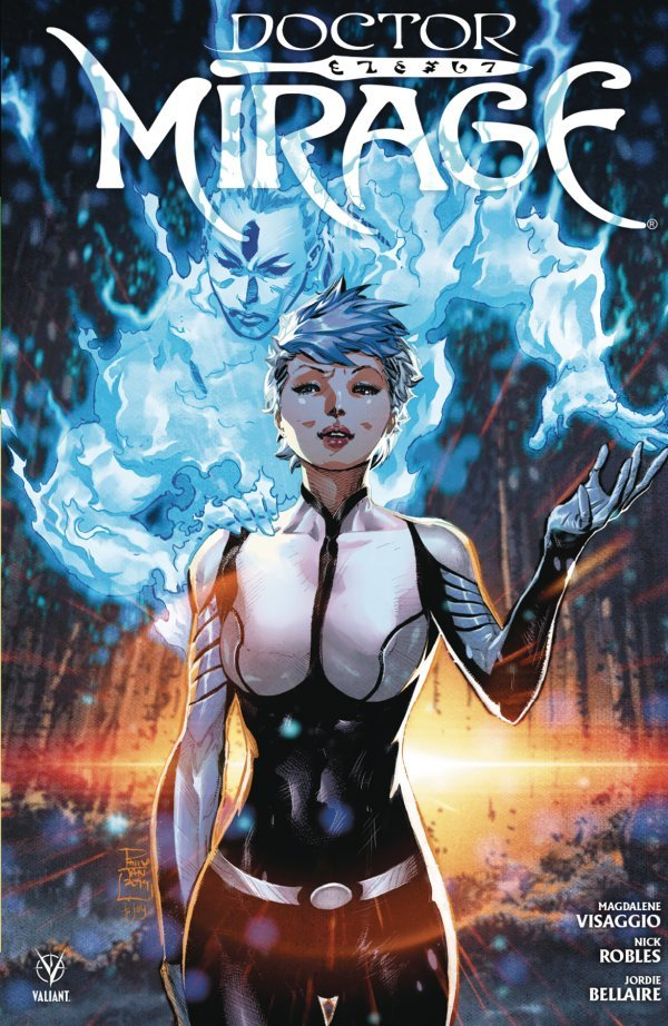 Doctor Mirage TP