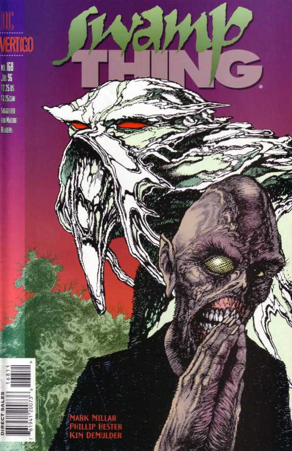The Saga of the Swamp Thing #168