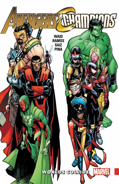 Avengers & Champions: Worlds Collide TP
