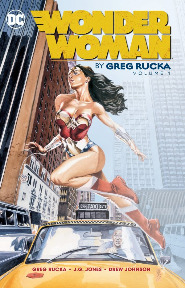 Wonder Woman By Greg Rucka Vol. 1 TP
