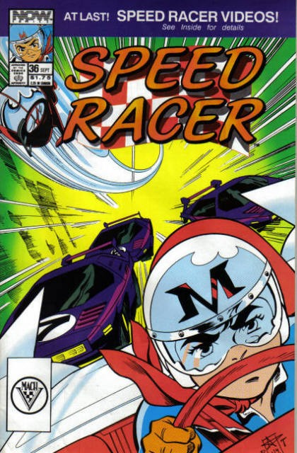 Speed Racer #36