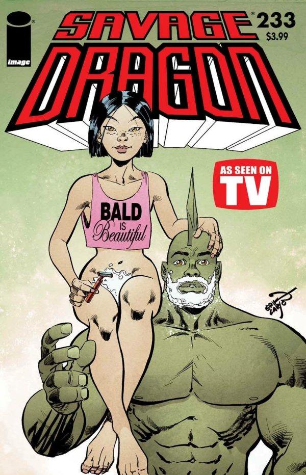 Savage Dragon #233