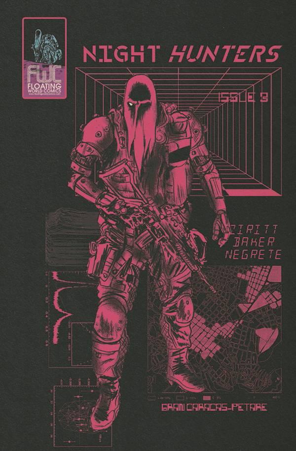 Night Hunters #3