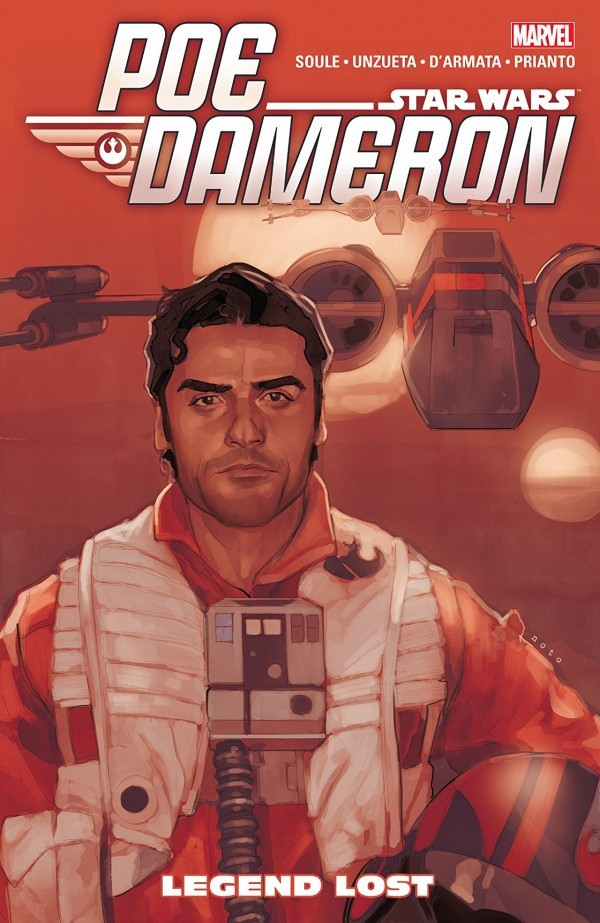 Star Wars: Poe Dameron Vol. 3: Legends Lost TP