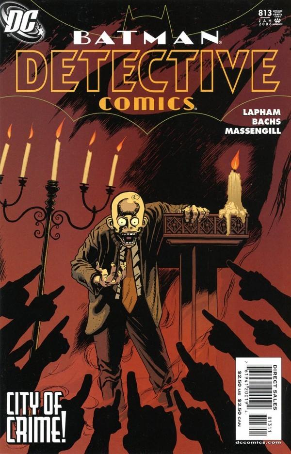 Detective Comics #813