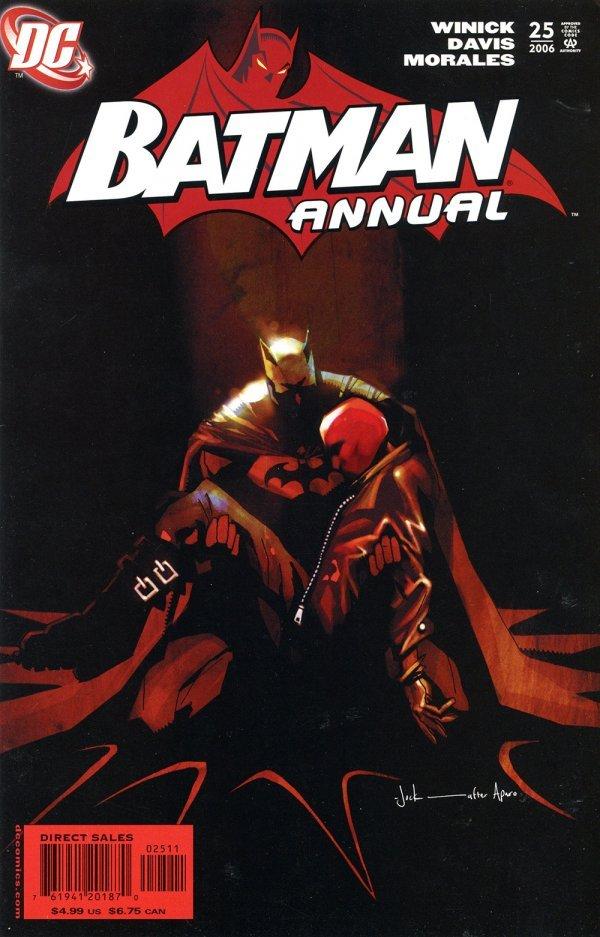 Batman Annual #25
