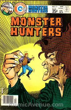 Monster Hunters #13