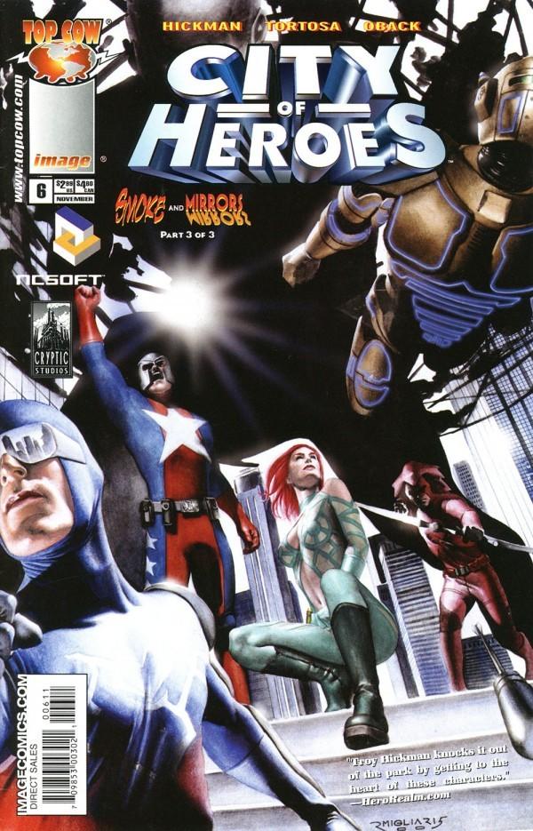 City of Heroes #6