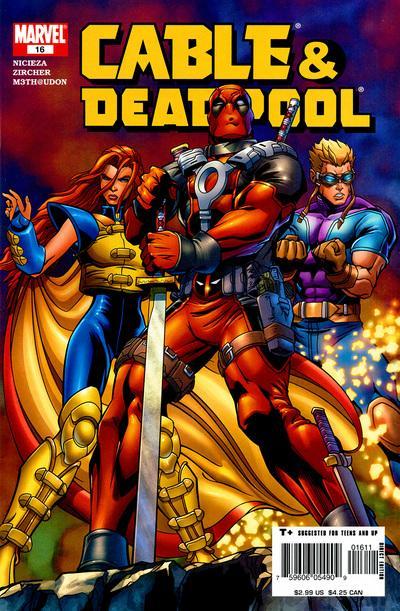 Cable & Deadpool #16