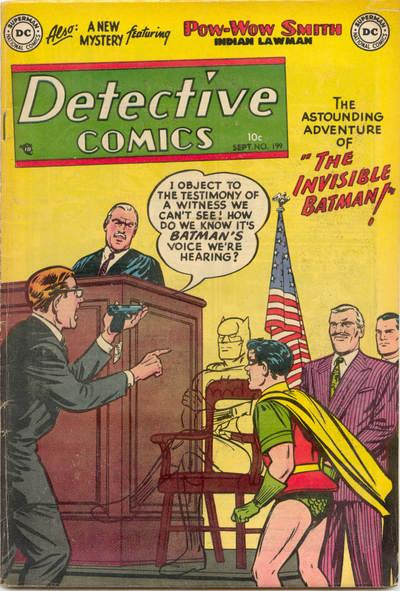 Detective Comics #199
