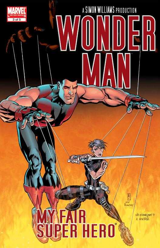 Wonder Man #3