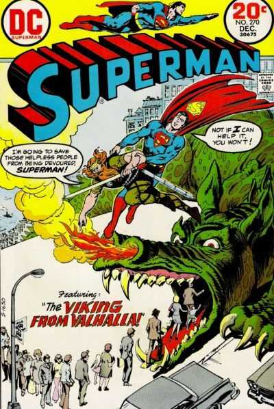 Superman #270