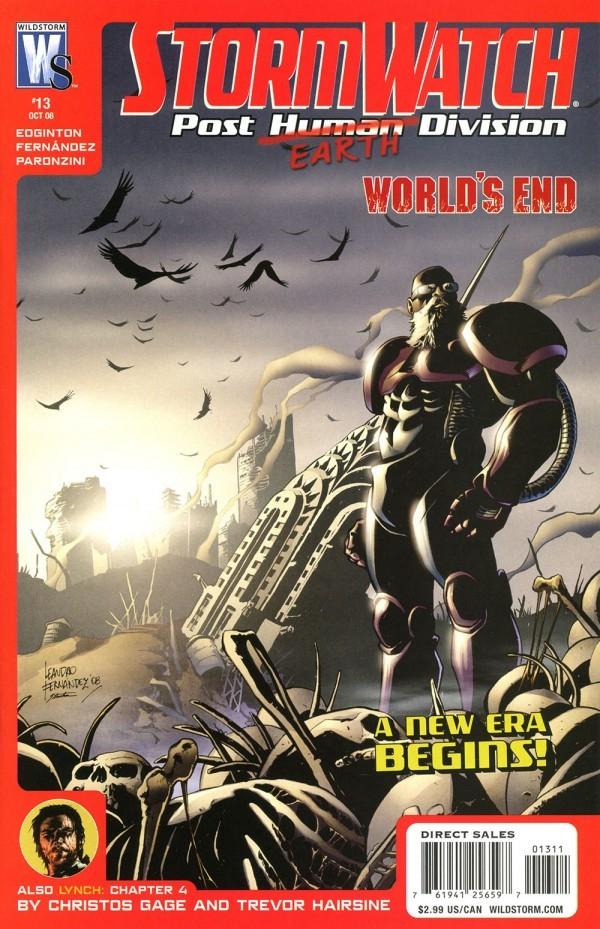 Stormwatch: P.H.D. #13