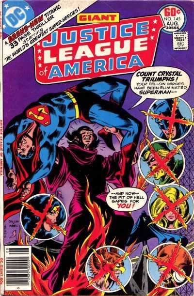 Justice League of America #145