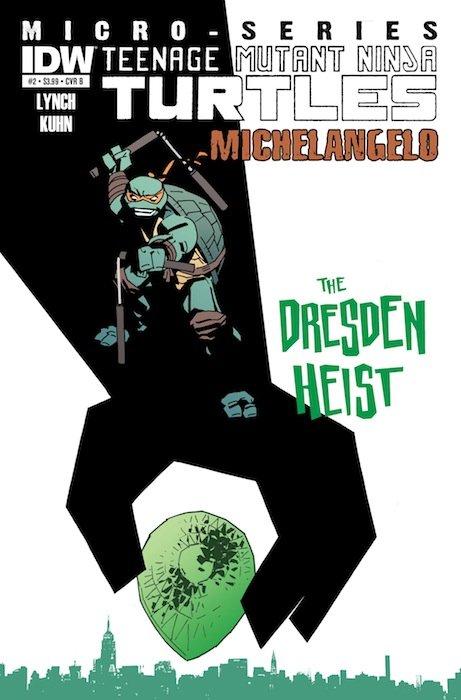 Teenage Mutant Ninja Turtles: Micro-Series #2