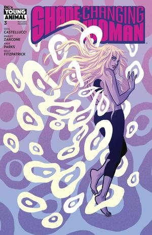 Shade, The Changing Woman #3