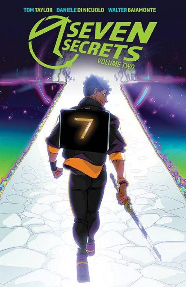 Seven Secrets Vol. 2 TP