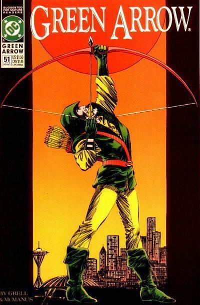 Green Arrow #51