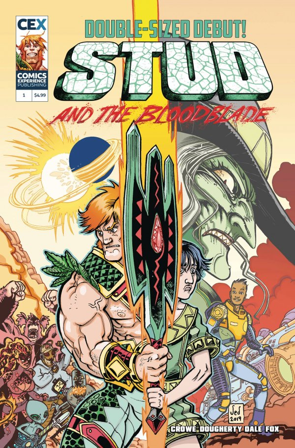 Stud and the BloodBlade #1