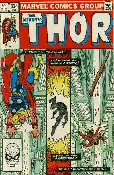 The Mighty Thor #324