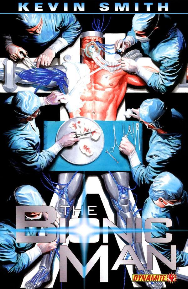 The Bionic Man #4