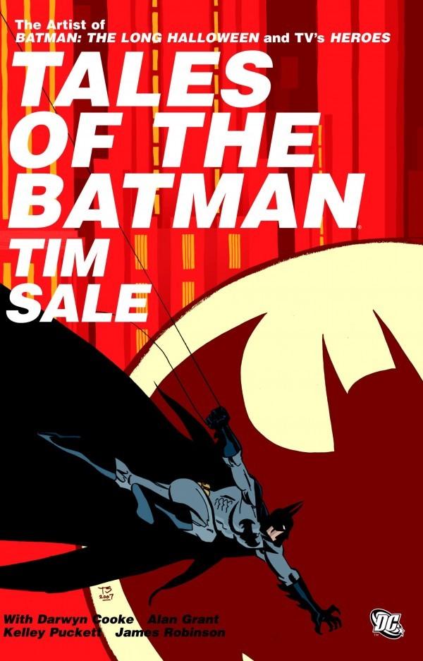 Tales of the Batman: Tim Sale HC