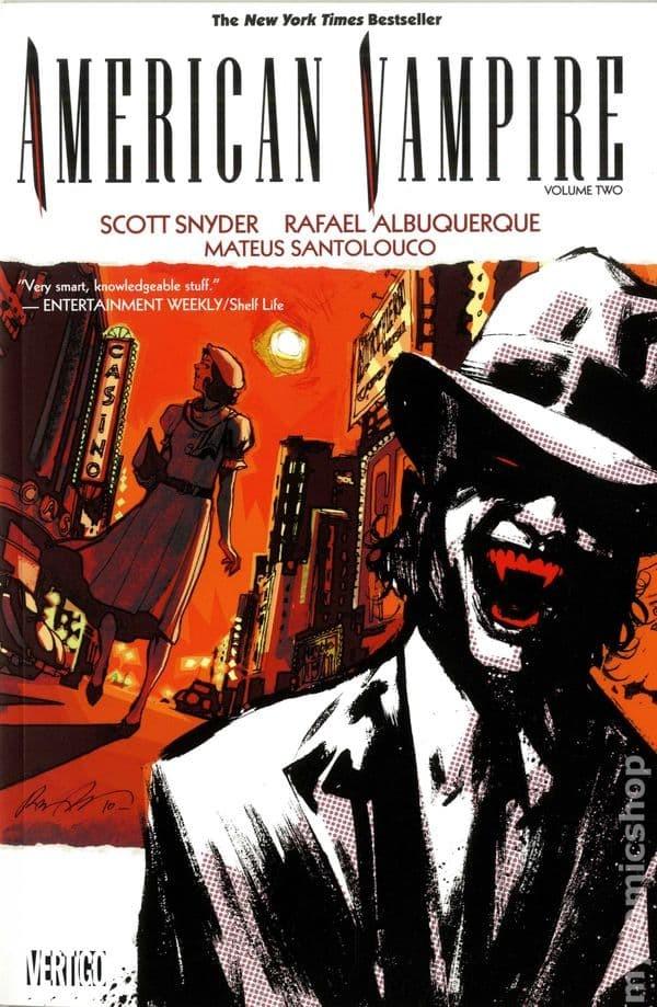 American Vampire Vol. 2 TP