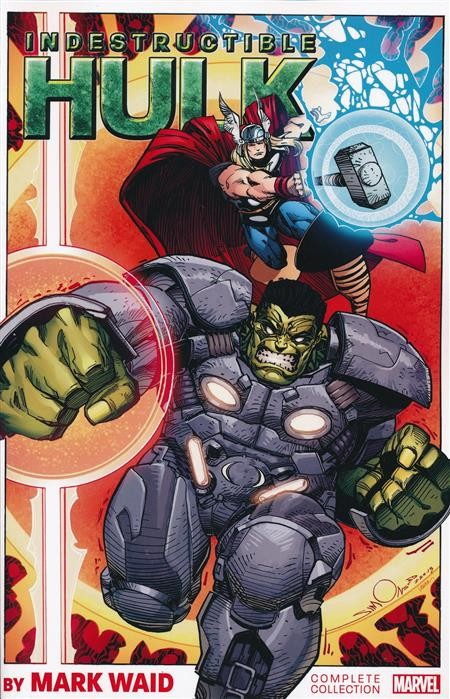 Indestructible Hulk By Mark Waid: The Complete Collection TP