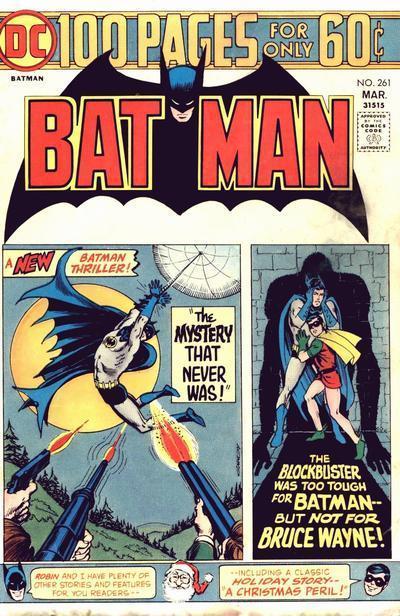 Batman #261