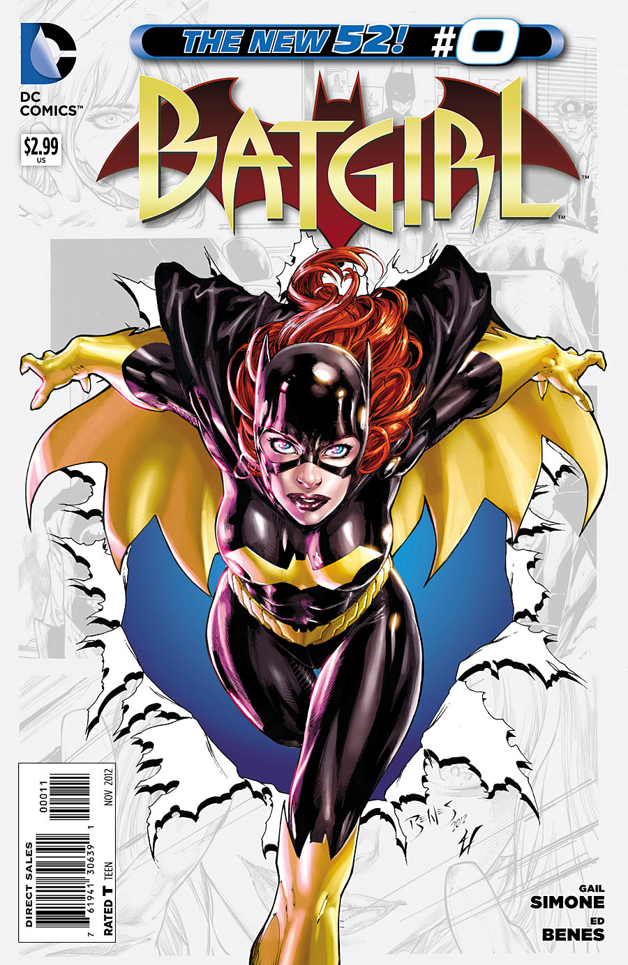 Batgirl #0