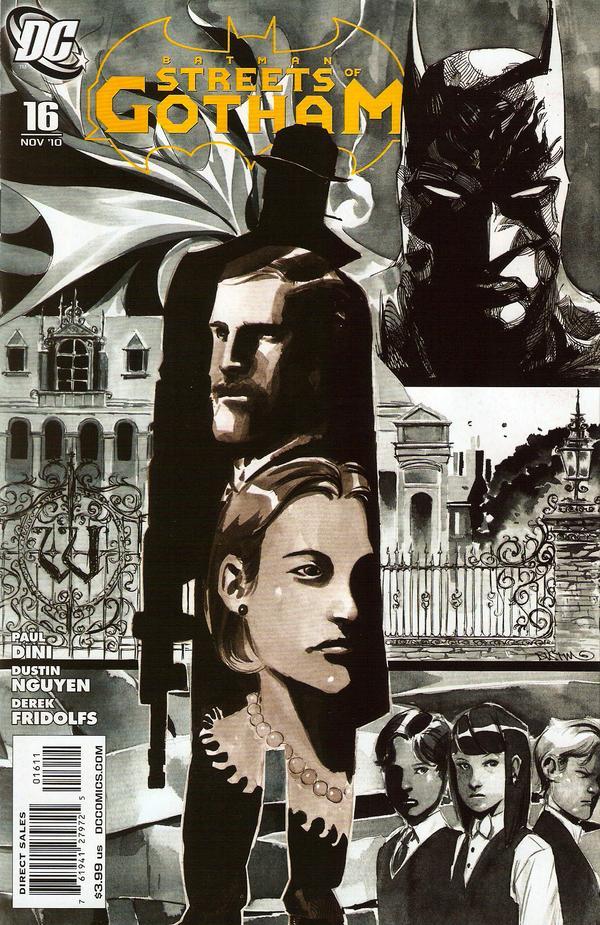 Batman: Streets of Gotham #16