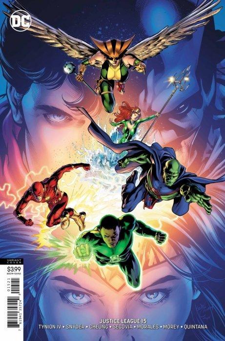 Justice League #15