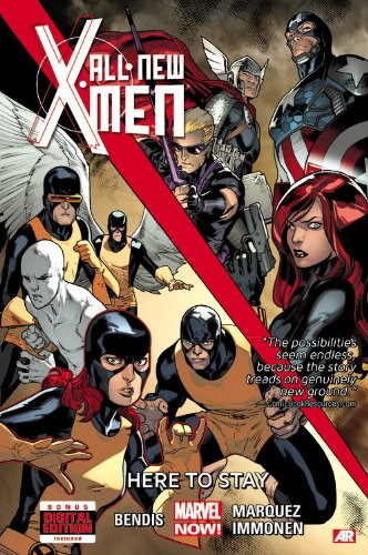 All-New X-Men Vol. 2: Here To Stay HC