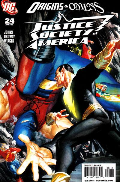 Justice Society of America #24
