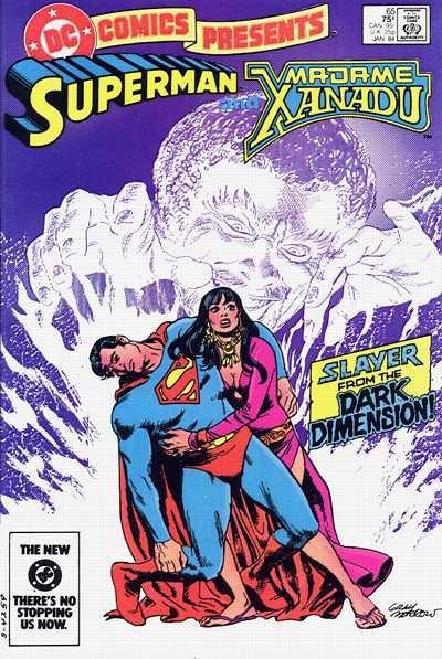 DC Comics Presents #65